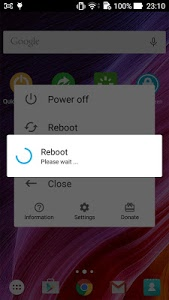 Download Quick Reboot (Root) 1.6.5 APK