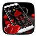 Download Red Love Heart Theme 1.1.14 APK