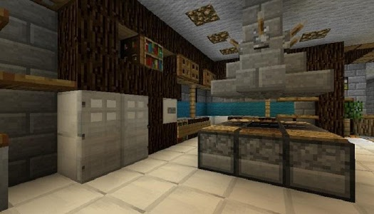 Download Redstone House Map Minecraft 1.5 APK