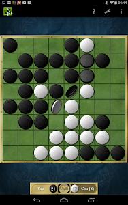 screenshot of Reversi Free version 1.44