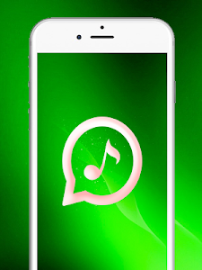 screenshot of Ringtones For Whatsapp version 1.0