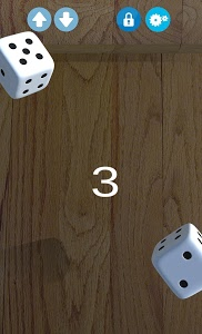 screenshot of Roll Dice version 1.90