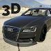 Download S8 Driving Audi Winter 3D 1.1 APK