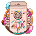 Download Salmon Pastel Dreamcatcher Theme 1.1.4 APK