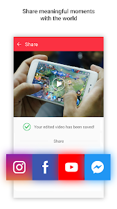 Download Screen Recorder With Audio And Editor & Screenshot 2.0.7 APK