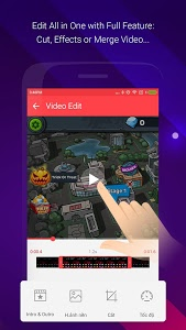 screenshot of Screen Recorder With Facecam And Audio & Editor version 2.0.3