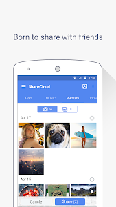 Download ShareCloud - Share By 1-Click 4.9.1 APK