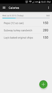 Download Simple Calorie Counter 1.0 APK