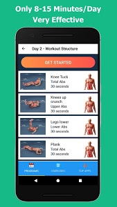 Download Six Pack in 30 Days 1.3.6 APK