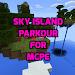 Download Sky Island parkour MCPE map 1.1 APK