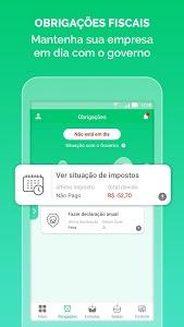 screenshot of Smart MEI - Abrir, pagar, consultar MEI e muito + version 3.4.1