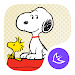 Download Snoopy theme for APUS 2 APK