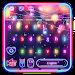 Download Sparkle Neon Lights keyboard Theme 10001003 APK