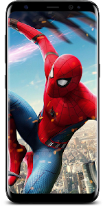 screenshot of Spidey Homecoming HD Wallpaper version 3.0