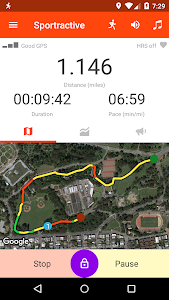 Download Sportractive GPS Running Cycling Distance Tracker 2.4.2 APK