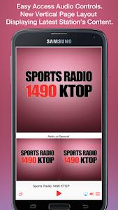 Download Sports Radio 1490 KTOP 5.4.6.27 APK