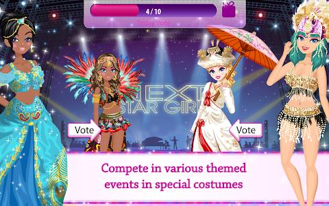 Download Star Girl - Fashion, Makeup & Dress Up 4.2.1 APK