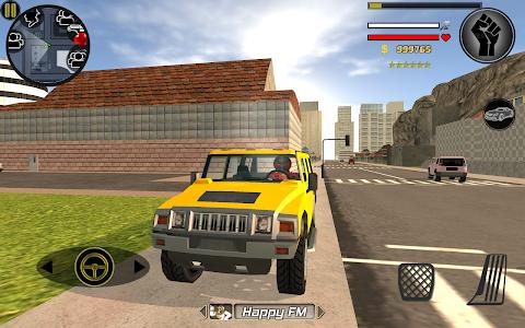 screenshot of Stickman Rope Hero version 1.2