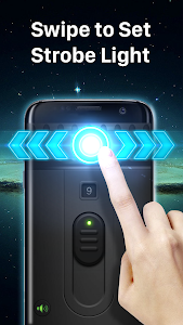 screenshot of Super-Bright LED Flashlight version Varies with device