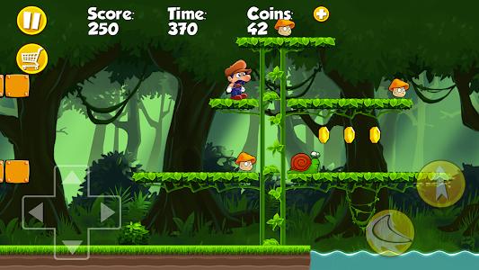 Download Super Nod's World Jungle Adventure Classic Game 1.3 APK