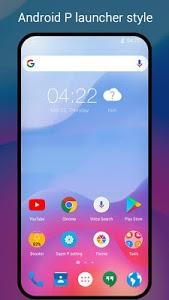 Download Super P Launcher for Android P 9.0 launcher, theme 2.6 APK
