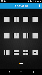 screenshot of Photo Collage Editor version 1.6.90