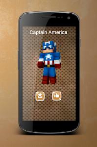 Download Superhero Skins for Minecraft 2.0.1 APK