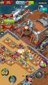 screenshot of Survival Arena version 1.4.2