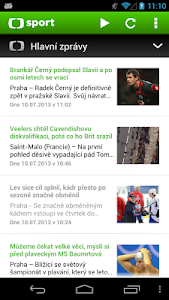 Download ČT sport 1.7.8 APK