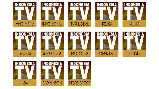 Download TV Indonesia - Streaming tanpa Buffering 2.8.9 APK