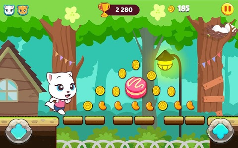 Download Talking Tom Candy Run 1.2.0.33 APK