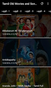 Download Tamil Old Movies and Songs 2.0 APK