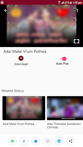 Download Tamil Video Status Songs for WhatsApp 9.0 APK