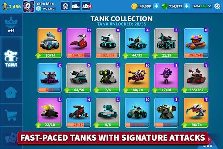 Download Tank Raid Online 2.40 APK