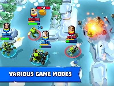 Download Tanks A Lot! - Realtime Multiplayer Battle Arena 1.30 APK