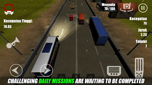 Download Telolet Bus Driving 3D  APK