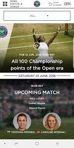 Download The Championships, Wimbledon 2018 6.5 APK
