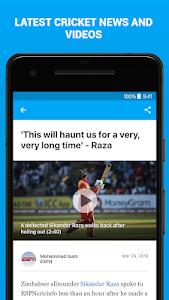 Download ESPNCricinfo - Live Cricket Scores, News & Videos 6.2.0.1 APK
