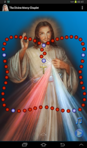 screenshot of The Holy Rosary version 1.6.9