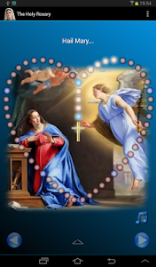 screenshot of The Holy Rosary version 1.6.20