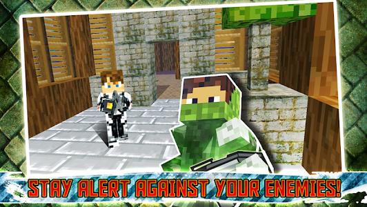 screenshot of The Survival Hunter Games 2 version C10.1