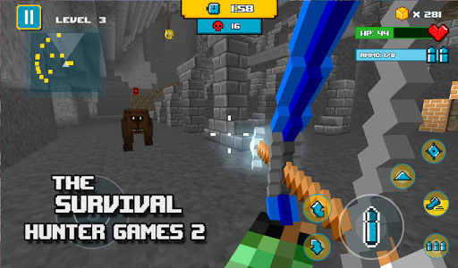 screenshot of The Survival Hunter Games 2 version C17.2.2.X2.1s