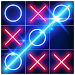 Download Tic Tac Toe Glow 7.2 APK