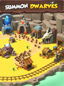 Download Tiny Miners - Idle Clicker 3.4.5 APK