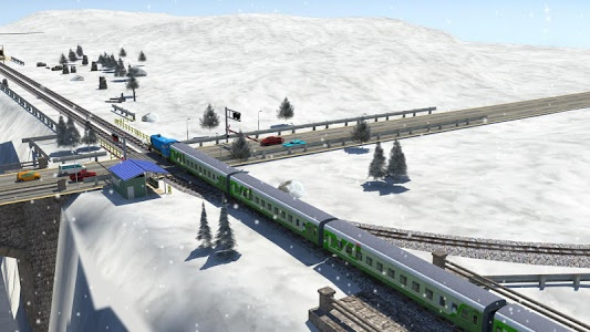 screenshot of Train Simulator by i Games version Varies with device