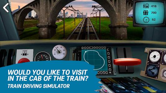 Download Train driving simulator 1.94 APK