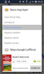 Download Traseo. Offline maps & trails. 2.13.4-mb APK