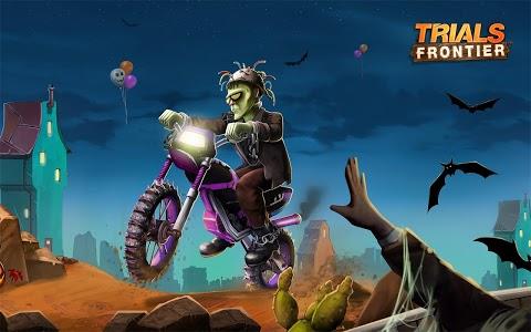 Download Trials Frontier  APK
