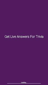 screenshot of Trivia Live Answers version 20.90.70