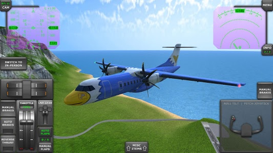 Download Turboprop Flight Simulator 3D 1.20 APK